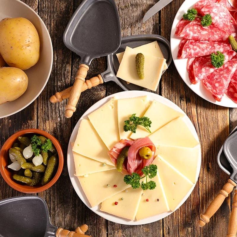 Bien gérer les plats à base de fromage