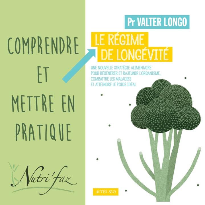 Comprendre et mettre en pratique le régime de longévité de Valter Longo