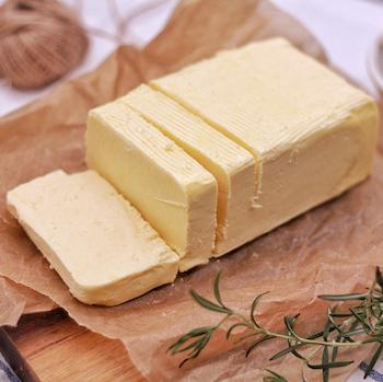 Idée reçue n°1 : le beurre n'a pas sa place dans une alimentation santé