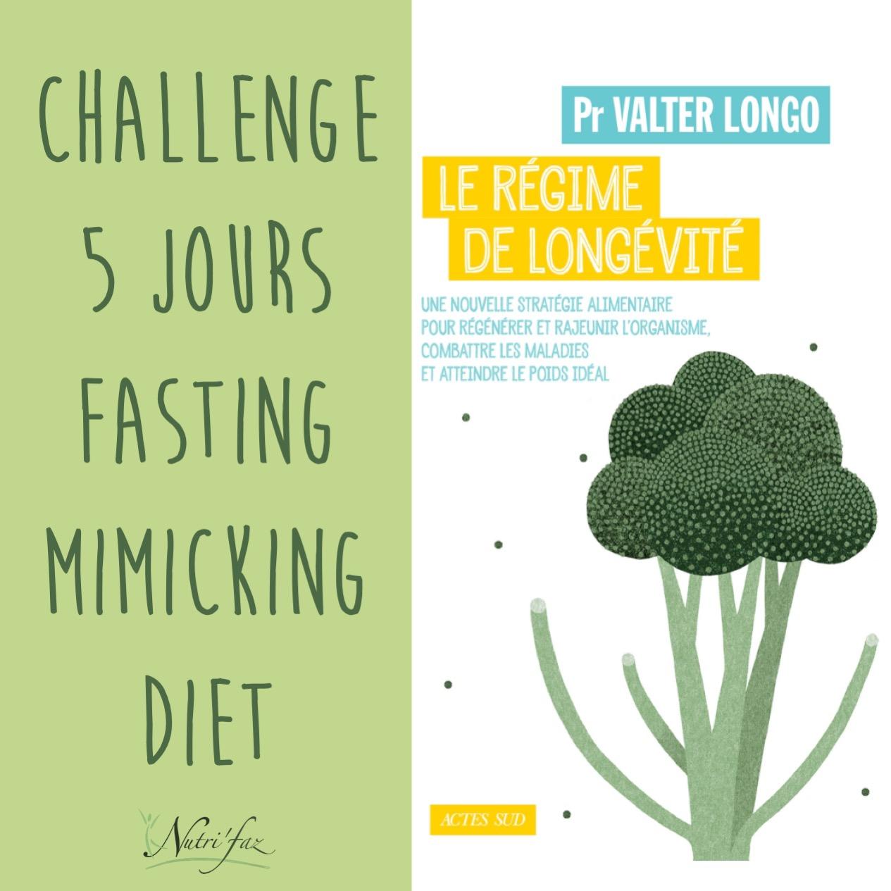 CHALLENGE 5 JOURS FMD
