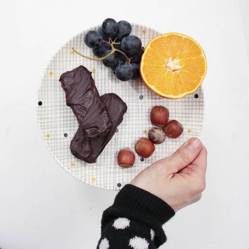 BARRE CHOCOLAT CACAHUETE